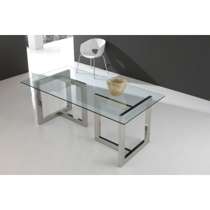 DINING TABLE AND STANDS MODEL 8500
