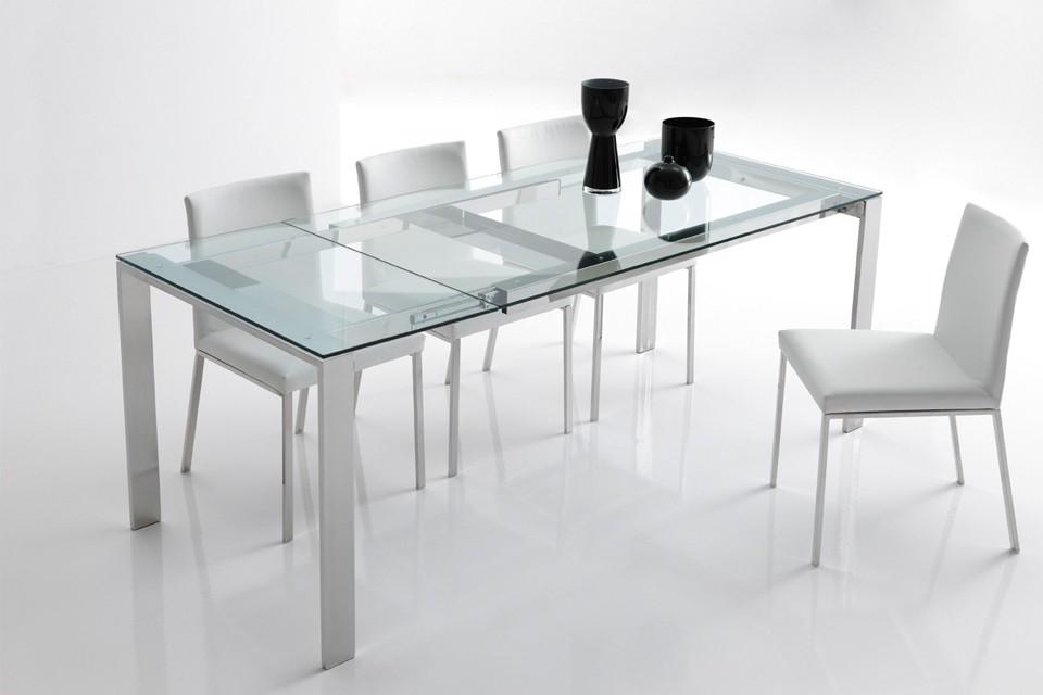 Mesa de Comedor Extensible Mod.Paola