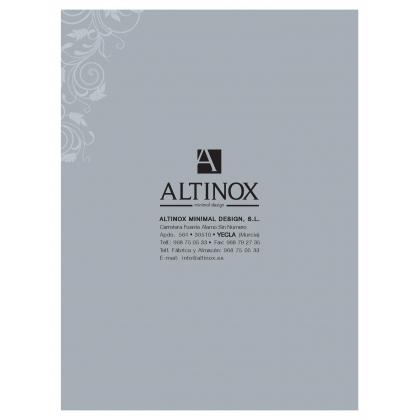 ALTINOX CATÁLOGO GRIS