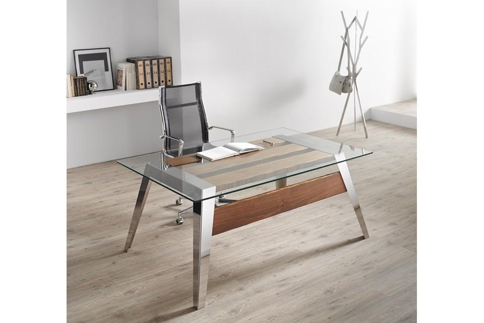 Mesas de despacho nordic altinox for Mesas de despacho modernas