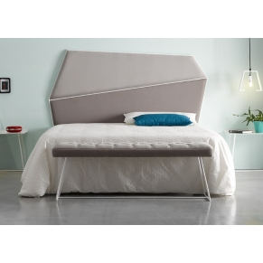 Upholstered headboard  Model Gema