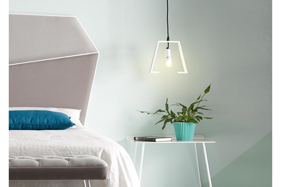 Mesillas de noche colgantes stunning una buena idea para - Mesitas de noche para espacios reducidos ...