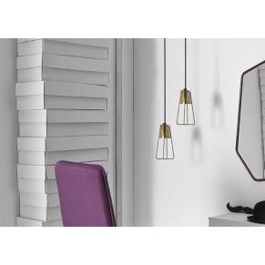 Metal lamp Model Gema