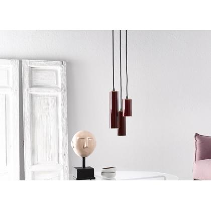 Lámpara metálica Modelo Cronos