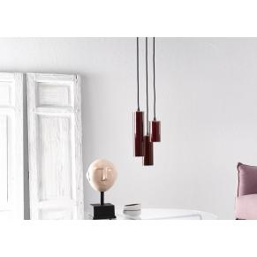 Lámpara colgante metálica Modelo Cronos