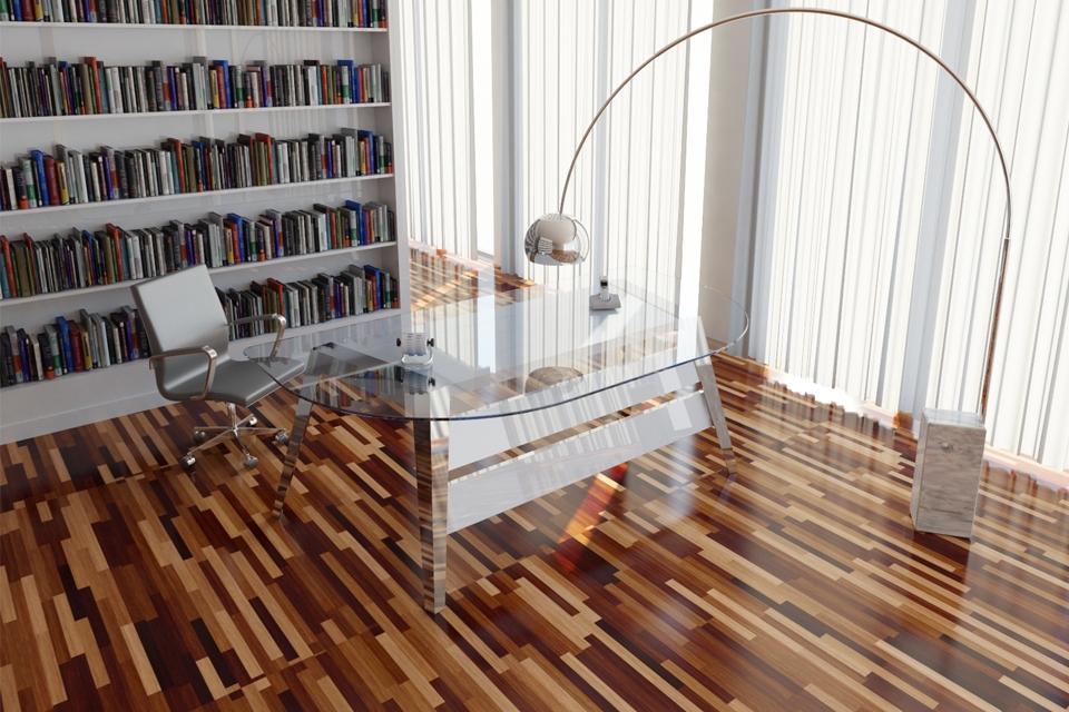 Mesas de Despacho Nordic Ovalo