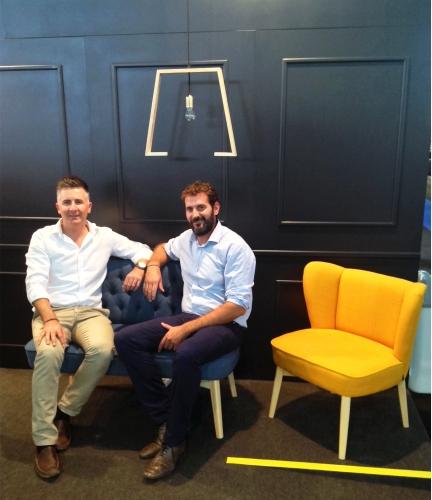 DESIGNERS IN HOME  Entrevista a los diseñadores de Reyes Ordoñez y Altinox.