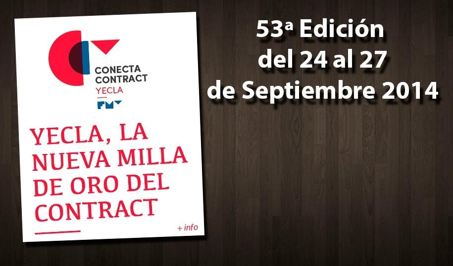 53 ª EDICIÓN DE LA FERIA DEL MUEBLE DE YECLA EN 2014